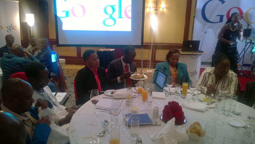 Kivumbi at Fairmont  Norfolk Hotel at Google Dinner (15)