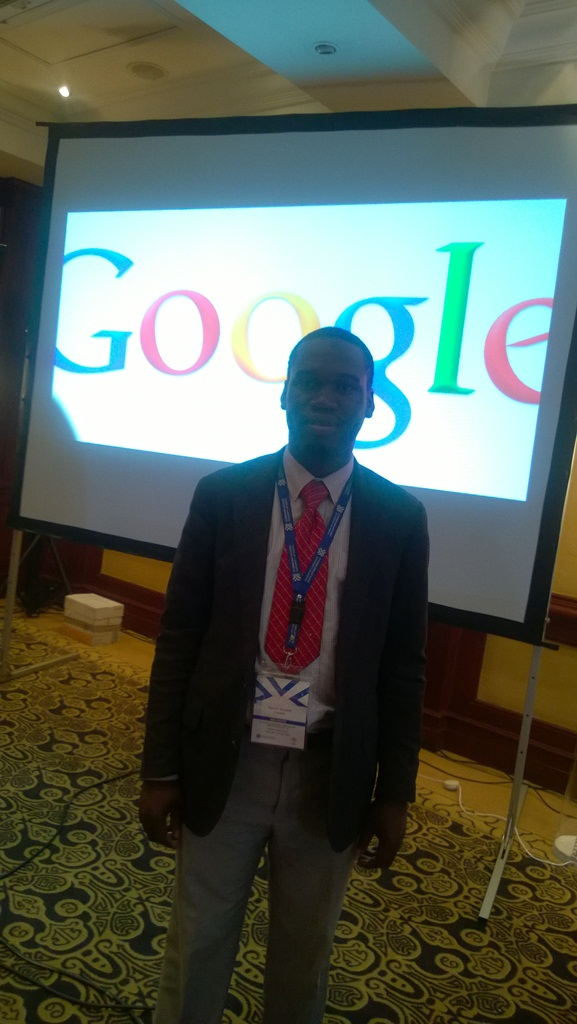 Kivumbi at Fairmont  Norfolk Hotel at Google Dinner (3)