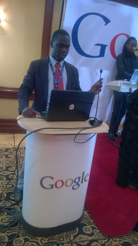 Kivumbi at Fairmont  Norfolk Hotel at Google Dinner (5)