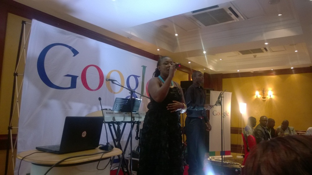 Kivumbi at Fairmont  Norfolk Hotel at Google Dinner (9)