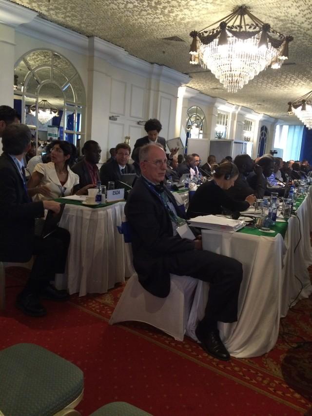 Kivumbi Earnest Attending Africa Regional Summit at Hilton Nairobi11