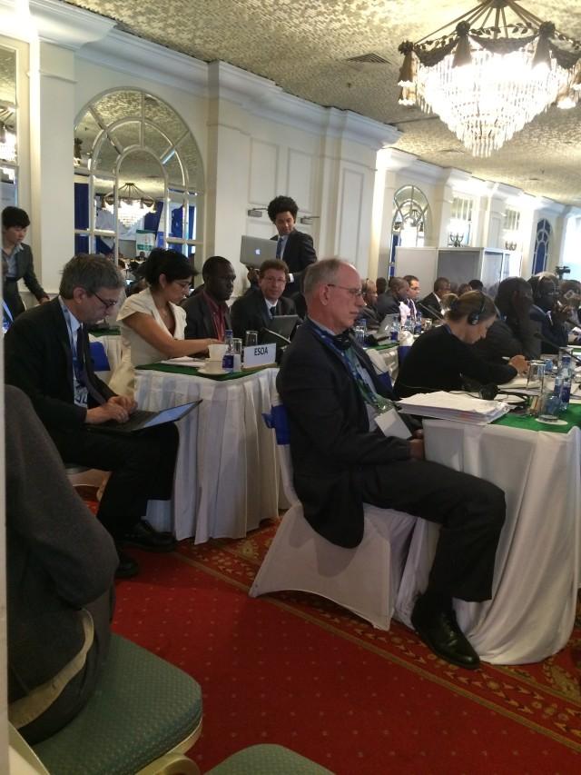 Kivumbi Earnest Attending Africa Regional Summit at Hilton Nairobi12