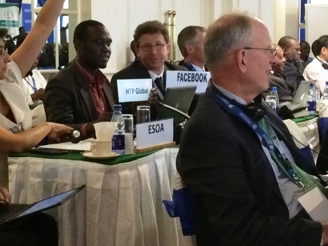 Kivumbi Earnest Attending Africa Regional Summit at Hilton Nairobi15