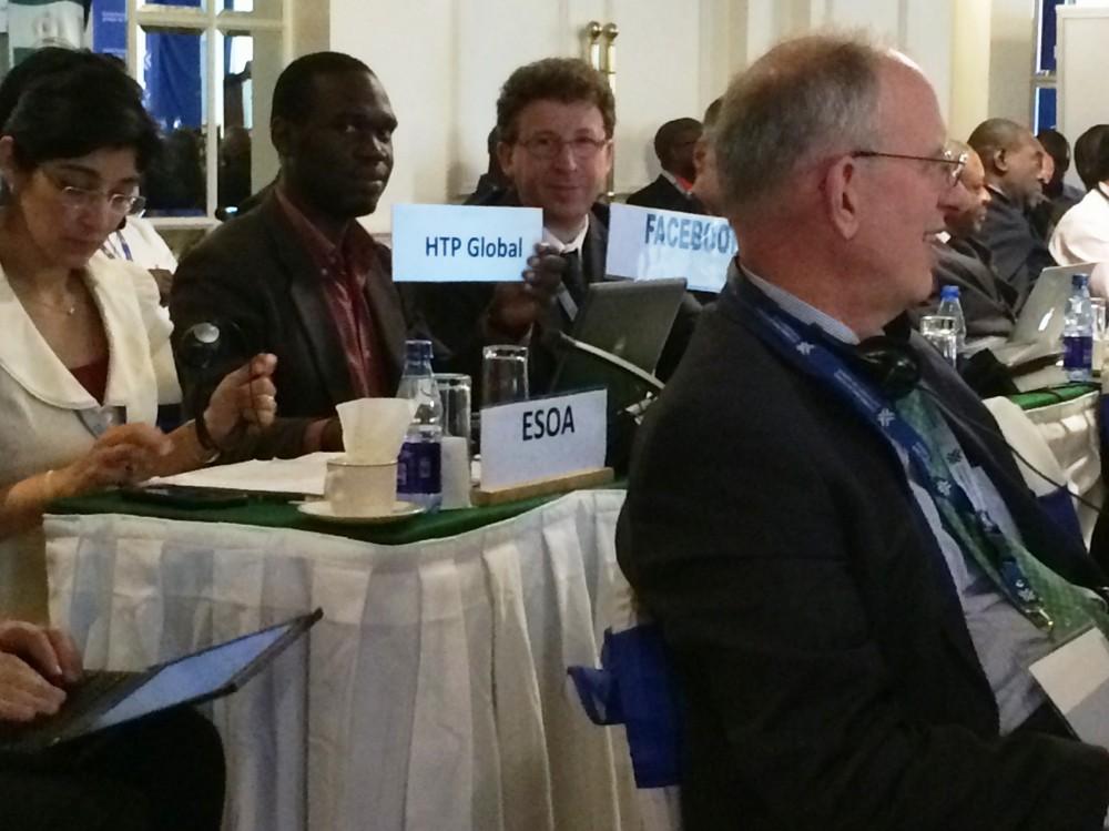 Kivumbi Earnest Attending Africa Regional Summit at Hilton Nairobi16