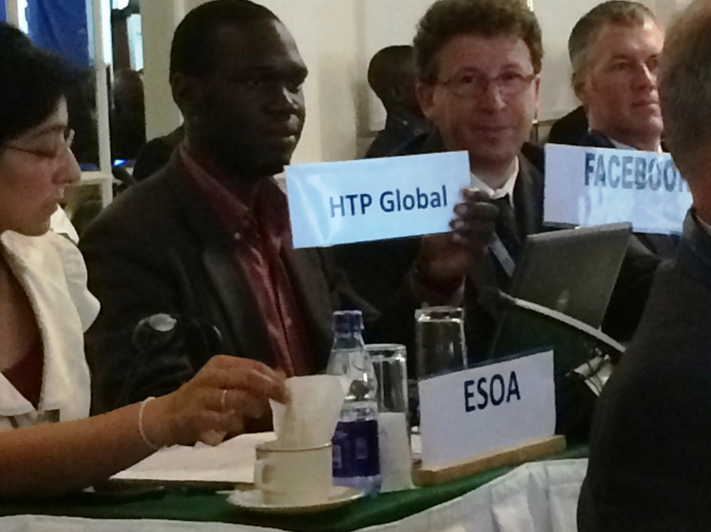 Kivumbi Earnest Attending Africa Regional Summit at Hilton Nairobi17