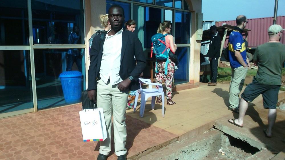 Kivumbi on Uganda Kenyan Boarder