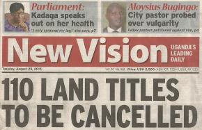 Kivumbi Leads Petition Against Pastor Bugingo in New Vision Paper-1