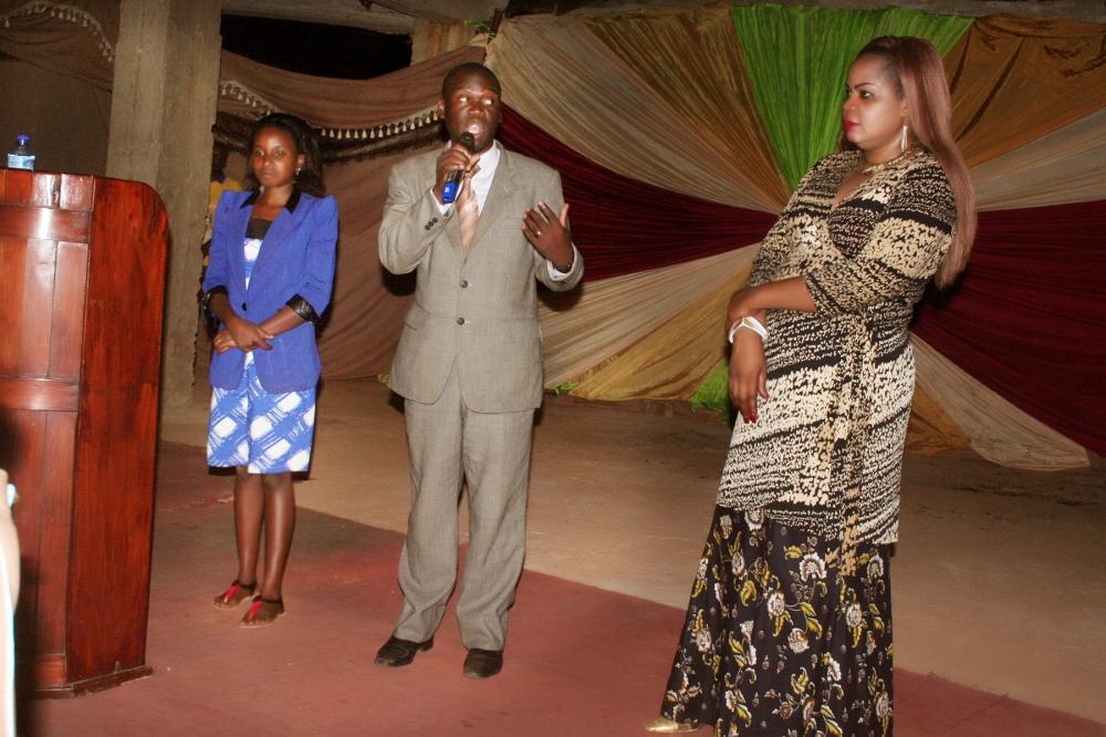 Rev Irene Manjeri, Kivumbi Earnest Benjamin & Princess Scovia Kivumbi - Copy