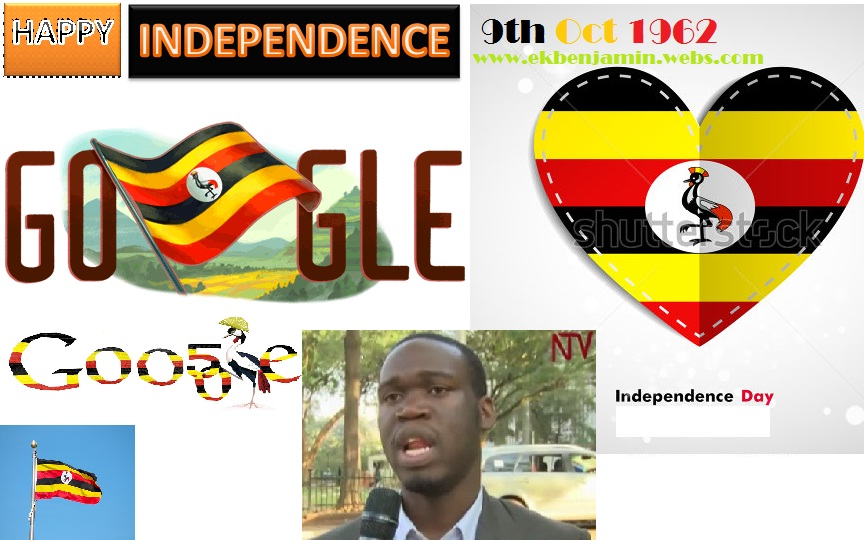 HAPPY INDEPENCE UGANDA KIVUMBI EARNEST BENJAMIN