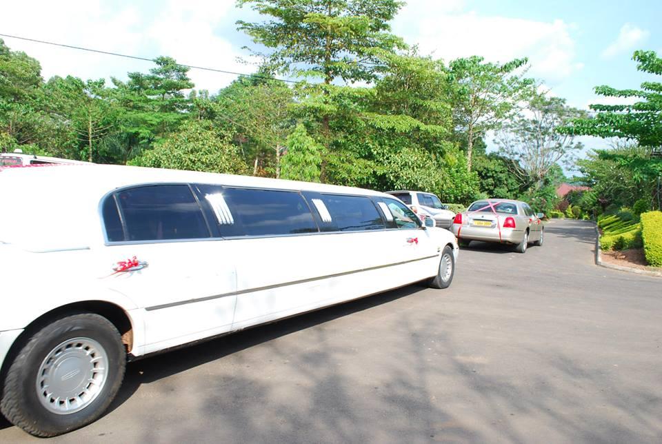 The Ntatwa used a Lemo on their wedding.