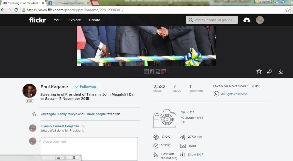 president Kagame