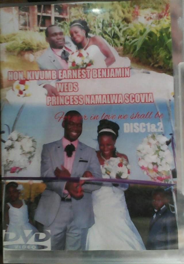 Kivumbi Weds Princess Scovia (1)