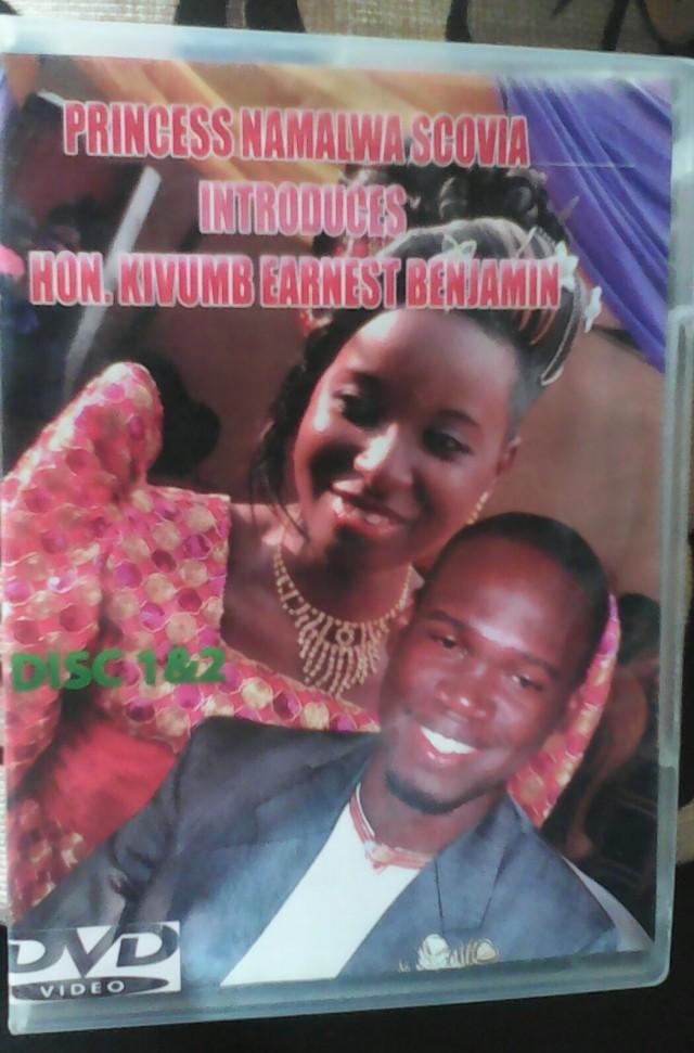 Kivumbi Weds Princess Scovia (2)