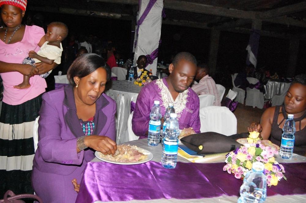 Kivumbi Earnest Benjamin & Pastor Irene Manjeri-Woman of Class Night02