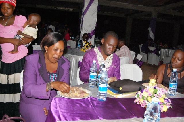 Kivumbi Earnest Benjamin & Pastor Irene Manjeri-Woman of Class Night02