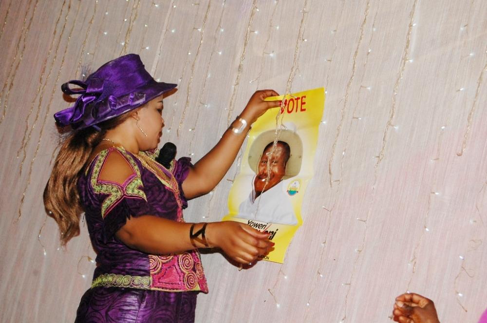 Kivumbi Earnest Benjamin & Pastor Irene Manjeri-Woman of Class Night04
