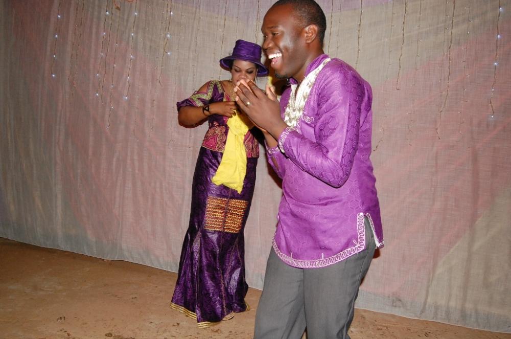 Kivumbi Earnest Benjamin & Pastor Irene Manjeri-Woman of Class Night05