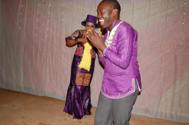 Kivumbi Earnest Benjamin & Pastor Irene Manjeri-Woman of Class Night05