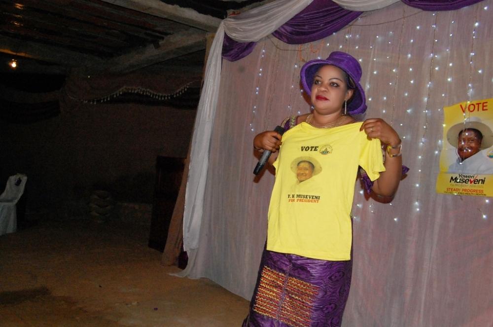 Kivumbi Earnest Benjamin & Pastor Irene Manjeri-Woman of Class Night06