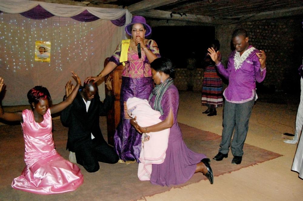 Kivumbi Earnest Benjamin & Pastor Irene Manjeri-Woman of Class Night09