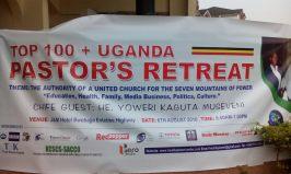 HTP 1st Top 100 UG Pastors RetreatSat 06 Aug 2016 J&M Hotel Bwebajja (3)