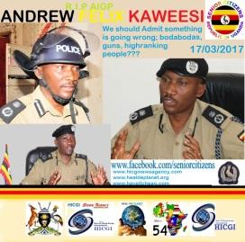 RIP Andrew Felix Kaweesi