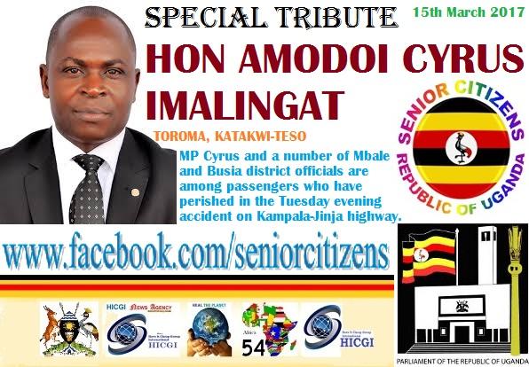 RIP Hon Amodoi Cyrus