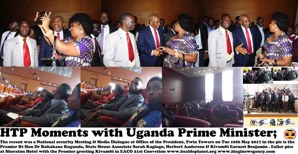 HTP with Premier Ruhakana Rugunda1