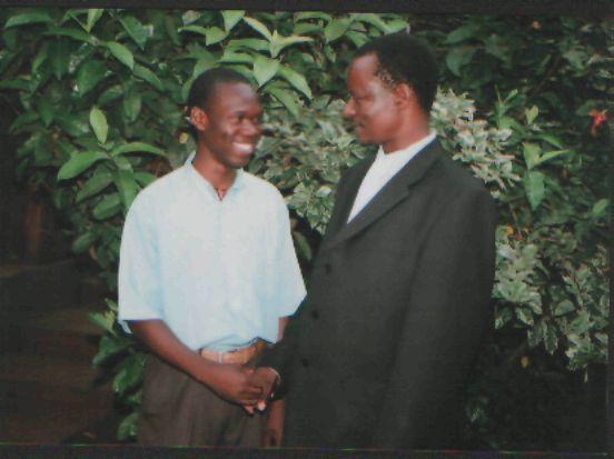 Kivumbi Earnest Benjamin & John Ken Lukyamuzi