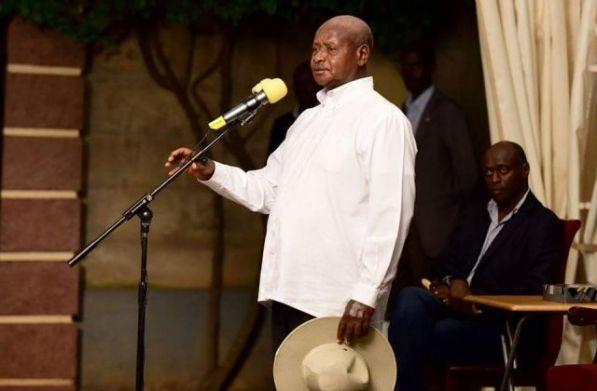 Museveni pays tribute to byanyima