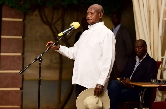 Museveni pays tribute to byanyima