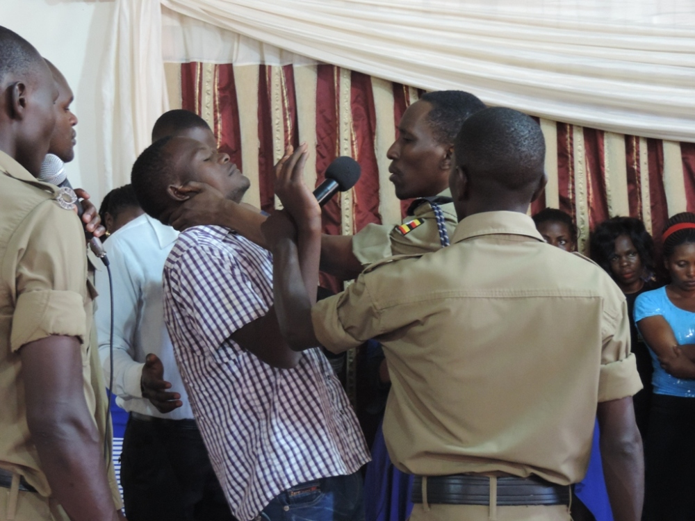 Bwana Arinatwe Gilbert at Ps David Bweyinda Church (21)