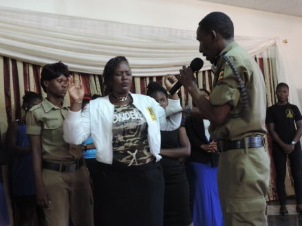 Bwana Arinatwe Gilbert at Ps David Bweyinda Church (22)