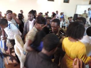 Bwana Arinatwe Gilbert at Ps David Bweyinda Church (23)