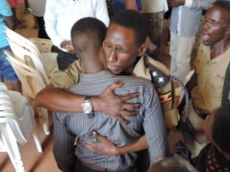 Bwana Arinatwe Gilbert at Ps David Bweyinda Church (26)