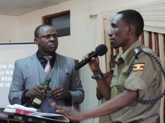 Bwana Arinatwe Gilbert at Ps David Bweyinda Church (31)