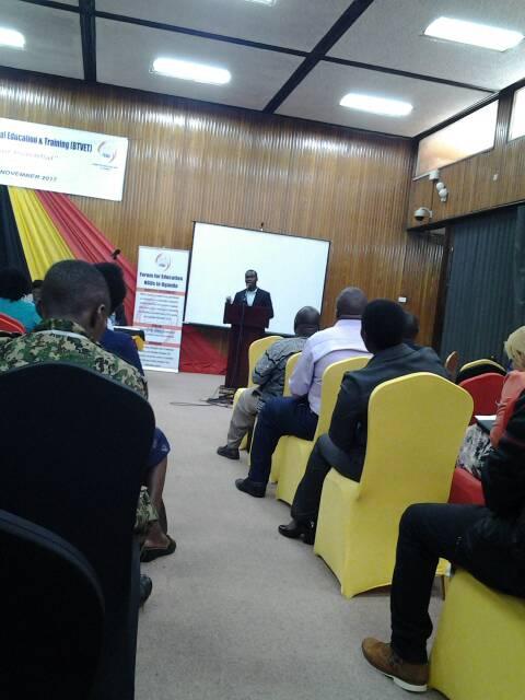 Kivumbi Adresses Uganda Parliament (2)