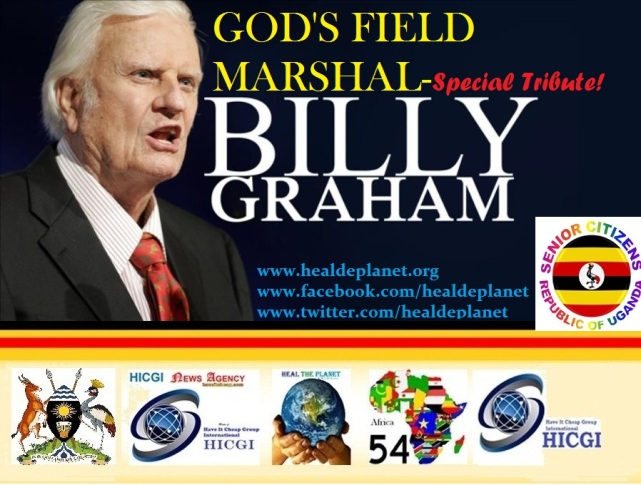 HTP Tribute to Billy Graham