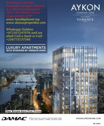 Damac HTP Aykon London One