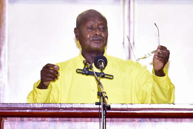 Museveni adresses parliament on security (6)