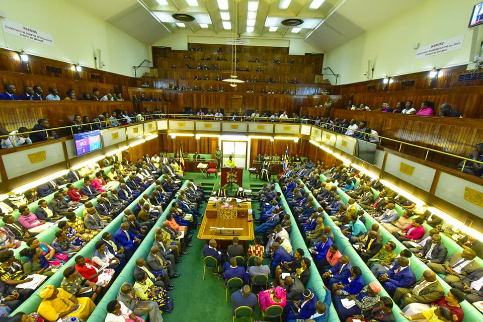 Museveni adresses parliament on security (7)