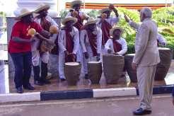 Narenda Modi visit in Uganda (1)