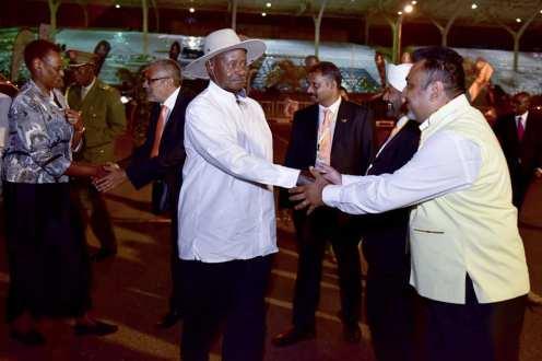 Narenda Modi visit in Uganda (11)