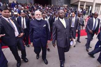Narenda Modi visit in Uganda (13)