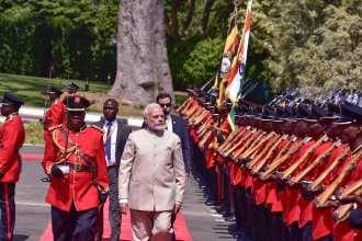 Narenda Modi visit in Uganda (16)