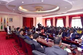 Narenda Modi visit in Uganda (2)