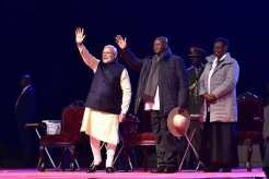 Narenda Modi visit in Uganda (26)
