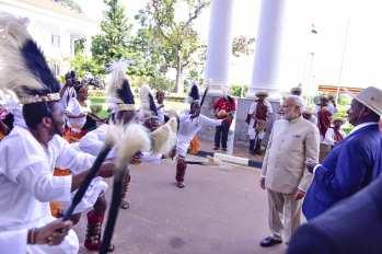 Narenda Modi visit in Uganda (30)