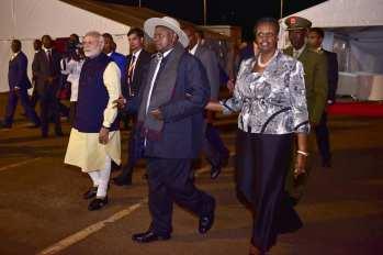 Narenda Modi visit in Uganda (34)