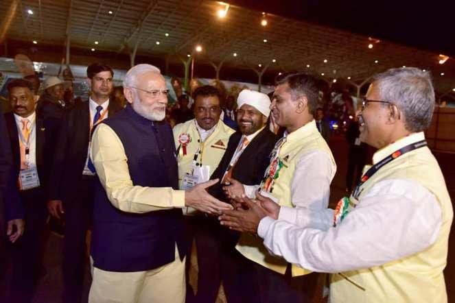 Narenda Modi visit in Uganda (37)